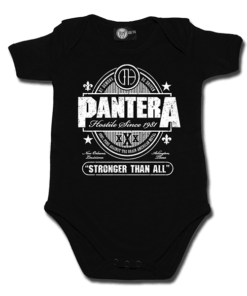 Body PANTERA Stronger than all