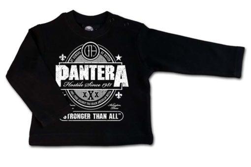 T-shirt Baby PANTERA Stronger than all