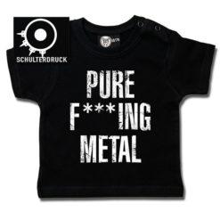T-shirt bébé Arch Enemy (Pure F***ing Metal)