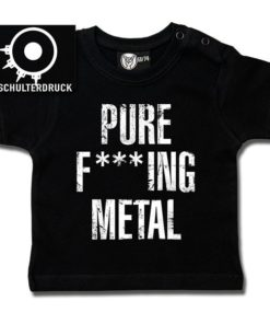 T-shirt bébé Arch Enemy (Pure F***ing Metal)