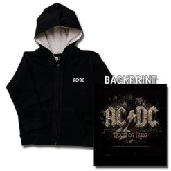 Veste enfant ACDC Rock or Bust