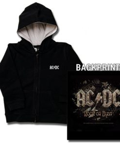 Veste enfant ACDC Rock or Bust