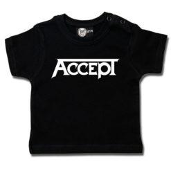 T-shirt bébé Accept (Logo)