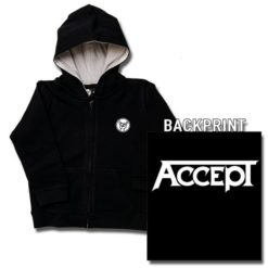 Veste enfant Accept Logo