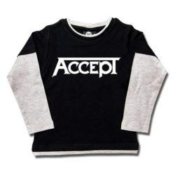 T-shirts Skate enfant Accept Logo
