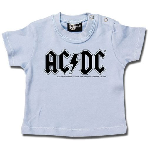 T-shirt bébé AC/DC (Logo, single-col.)