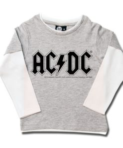 T-shirts Skate enfant ACDC Logo