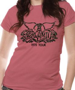 T-shirt femme Aerosmith - Logo