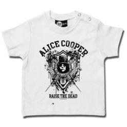T-shirt bébé Alice Cooper (Raise the Dead)