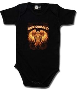 T-SHIRT enfant AMON AMARTH BURNING EAGLE