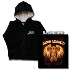 Veste enfant Amon Amarth (Burning Eagle)