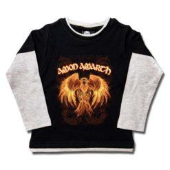 T-shirts Skate enfant Amon Amarth (Burning Eagle)