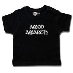 T-shirt bébé Amon Amarth (Logo)