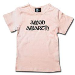T-Shirt Fille Amon Amarth (Logo)
