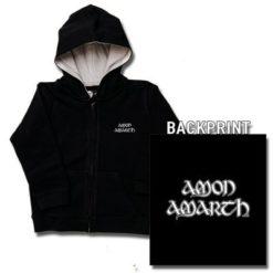 Veste enfant Amon Amarth (Logo)