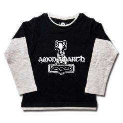 T-shirts Skate enfant Amon Amarth (Thors Hammer)