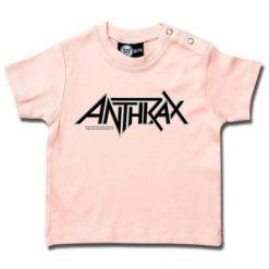 T-shirt bébé Anthrax (Logo)