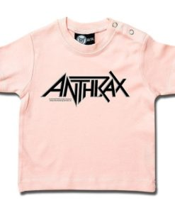 T-shirt bébé Anthrax (Logo)
