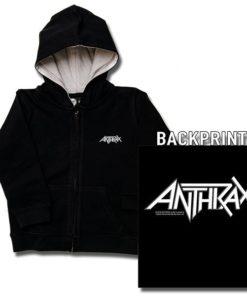 Veste enfant Anthrax (Logo)