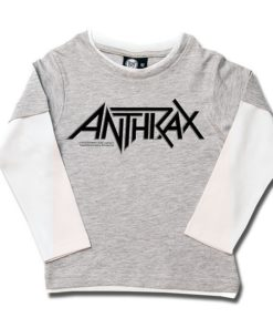 T-shirts Skate enfant Anthrax (Logo)