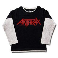 T-shirts Skate enfant Anthrax (Logo)