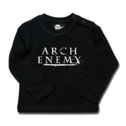 T-shirt bébé manches longues Arch Enemy (Logo)
