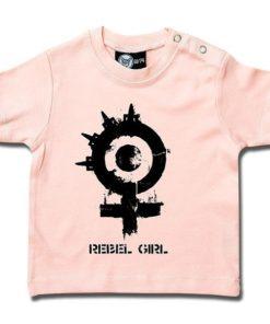 T-shirt bébé Arch Enemy (Rebel Girl)