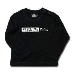 T-shirt bébé manches longues At the Gates (Logo)