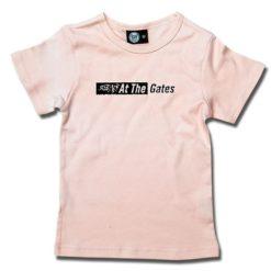 T-Shirt Fille At the Gates (Logo)