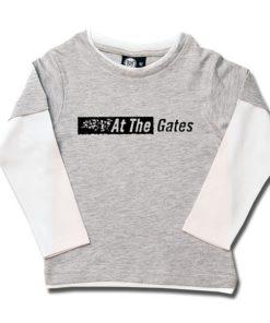 T-shirts Skate enfant At the Gates (Logo)