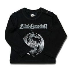 T-shirt bébé manches longues Blind Guardian (Silverdragon)