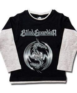 T-shirts Skate enfant Blind Guardian (Silverdragon)