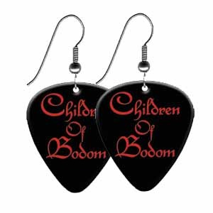 Boucles d'oreilles CHILDREN OF BODOM