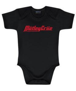 Body bébé MOTLEY CRUE