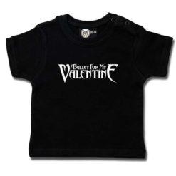 T-shirt bébé Bullet for my Valentine (Logo)
