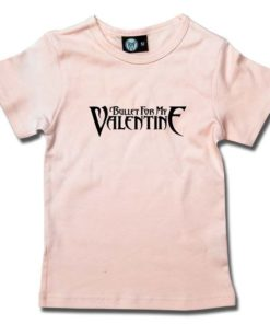 T-Shirt Fille Bullet for my Valentine (Logo)