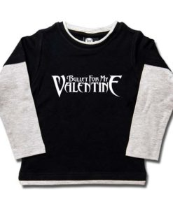 T-shirts Skate enfant Bullet for my Valentine (Logo)