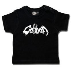 T-shirt bébé Caliban (Logo)