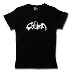 T-Shirt Fille Caliban (Logo)