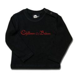 T-shirt bébé manches longues Children of Bodom (Logo)