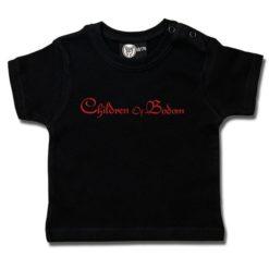 T-shirt bébé Children of Bodom (Logo)