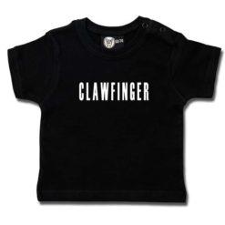 T-shirt bébé Clawfinger (Logo)