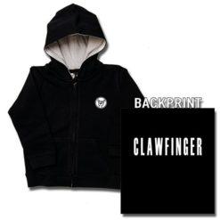 Veste enfant Clawfinger (Logo)