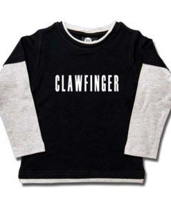 T-shirts Skate enfant Clawfinger (Logo)