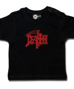 T-shirt bébé Death (Logo)