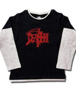 T-shirts Skate enfant Death (Logo)
