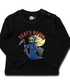 T-shirt bébé manches longues Death Metal