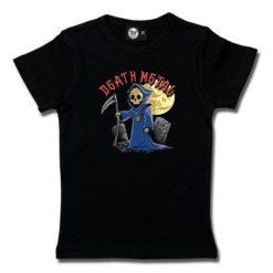 T-Shirt Fille Death Metal