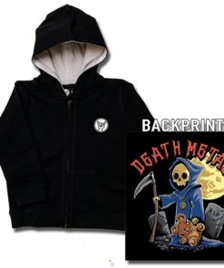Veste enfant DEATH METAL