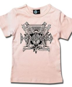 T-shirt fille Def Leppard (Dragons)